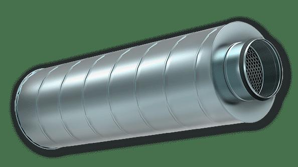 Шумоглушитель круглый Shuft SCr 250/600